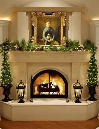 decorating fireplace mantels How To Decorate A Corner Fireplace Mantel | Fireplace Designs