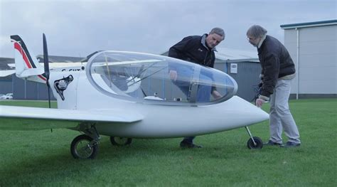 Electric Plane Motor by Hybrid Aircraft Demonstrates Viability Of Technology