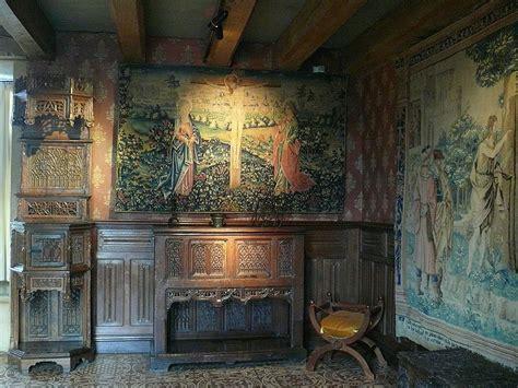 chambre d hote langeais salón trono el castillo de langeais