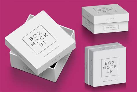 High resolution psd mockups for commercial use • royalty free editable mockup graphics. Box Mockup Free PSD | Download Mockup