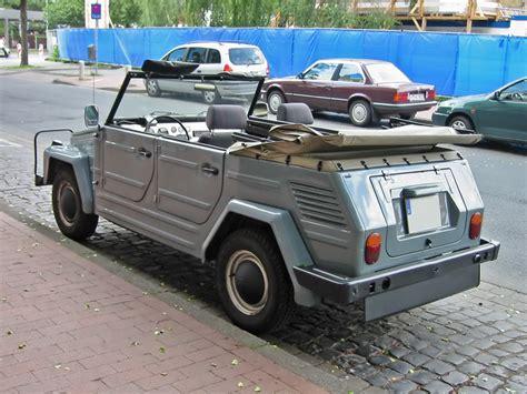 Volkswagen 181 'kübelwagen', 1975