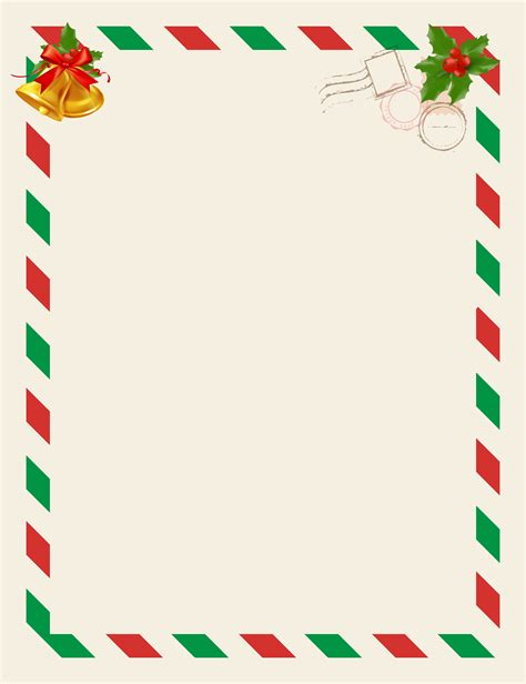 santa claus blank letter png clip art gallery