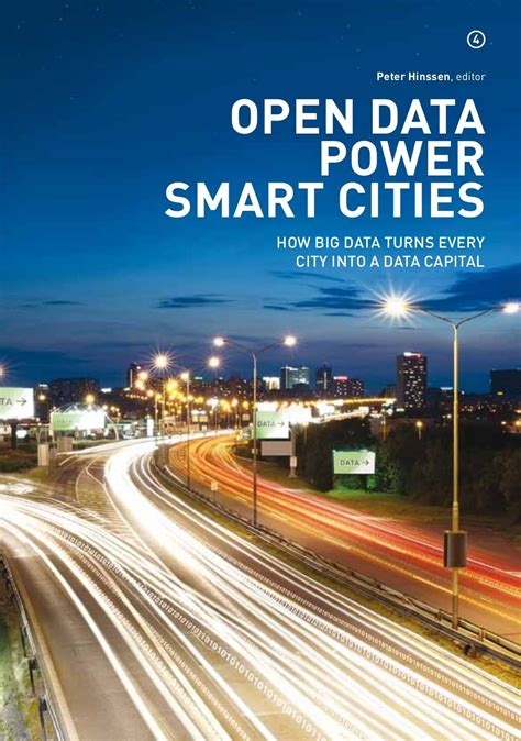 open data power smart cities  big data turns