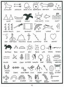 Native American symbols | Eve Warren : A History of...