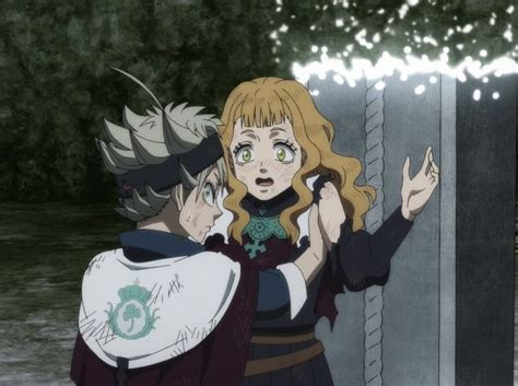 Black Clover ☤ Asta And Mimosa In 2020 Anime Clover Art