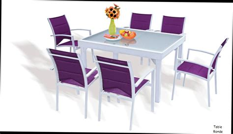 table chaise pas cher table salon pas cher ensemble table et chaise de jardin