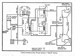 1968 Camaro Ignition Switch Wiring Diagram