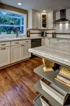 Nip Tuck Remodeling in Seattle, WA chose Formica 180fx