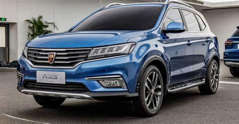 chinese company creates worlds smartcar roewe rx suv