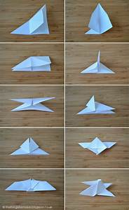 How, To, Make, Origami, Butterflies