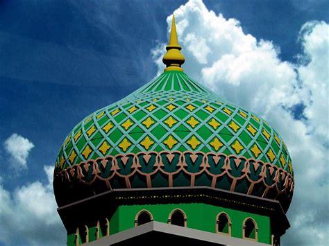 bestas blog bentuk bentuk kubah masjid