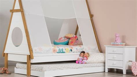 hopi single teepee bed amart furniture youtube