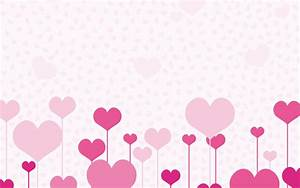 Cute Heart Backgrounds - WallpaperSafari