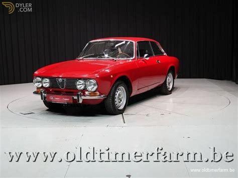 Alfa Romeo 2000 Gtv For Sale by Classic 1973 Alfa Romeo Gtv 2000 Bertone For Sale Dyler