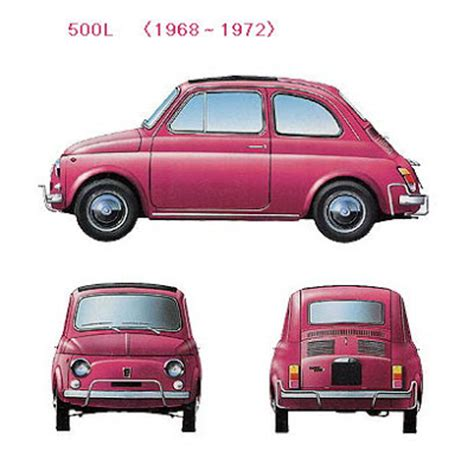Fiat 500 History by 5ooblog Fiat 5oo Fiat 500 History