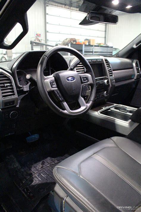 driven  ford   super duty drivingline