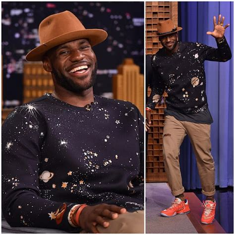lebron james styles  valentino sweatshirt   tonight