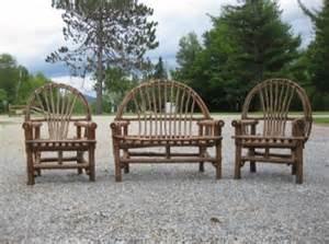 outdoor furniture owls rustics