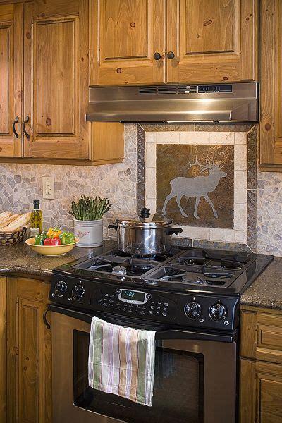 Adore Those Cabinets Tile Backsplash Elk Would
