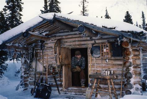 cabin building proenneke s cabin lake clark national park preserve u