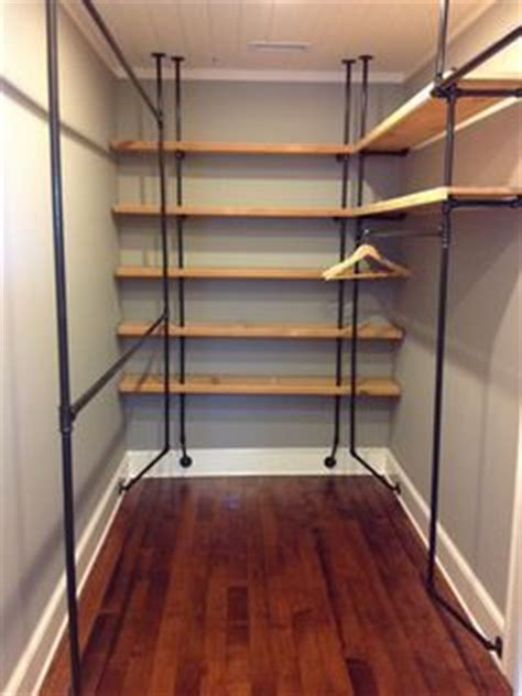 25 best ideas about pipe closet on iron pipe