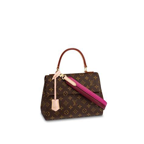 designer handbag  women cluny bb louis vuitton