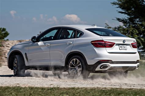Bmw X6 Activehybrid Best Midsize Suv