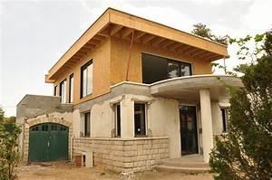 Maison Année 50 : vivanbois maison ossature bois sur l vation d 39 une maison ~ Voncanada.com Idées de Décoration