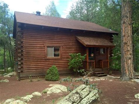cabins in payson 2br cabin vacation rental in payson arizona 302274