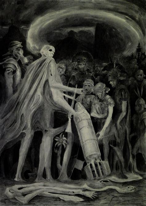 creepy paintings  wont sleep