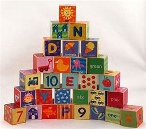 wooden blocks abc stacking letters and numbers With block letters toys