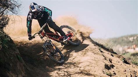 slow motion downhill mountain biking downhill freeride