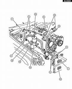 32 2003 Dodge Durango Heater Hose Diagram