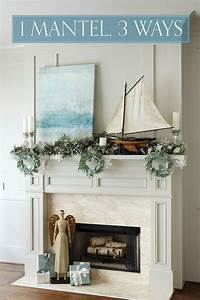 3 Mantel Decorating Ideas For The Holidays Holidays