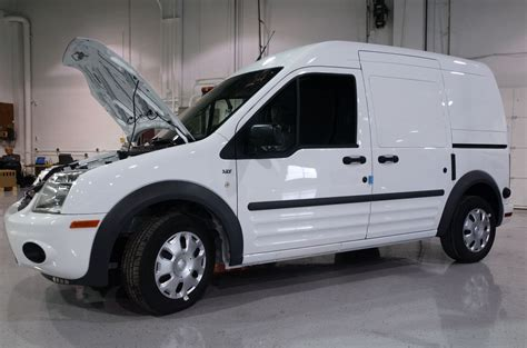 Ford Transit Connect Electric Van Photo Gallery Autoblog