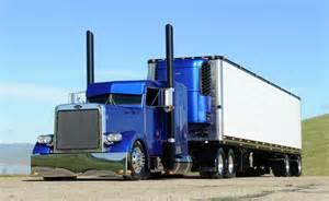 Custom Peterbilt Semi-Trucks