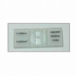 Hemocytometer Blood Cell Count Chamber  Cell Counting