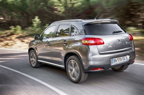 2016 Peugeot 4008  Pictures, Information And Specs Auto