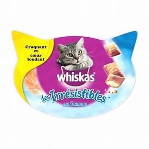Friandise Pour Chat : les irr sistibles friandises pour chat whiskas wanimo ~ Melissatoandfro.com Idées de Décoration