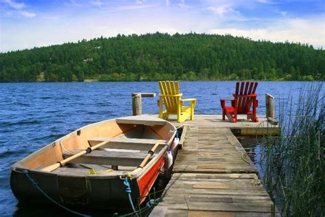 Living On A Boat In Minnesota by Lake Dock On Dock Ideas Floating Dock And