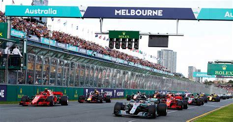 Melbourne Line Up by Formula One 2019 Driver Line Up Formula 1 174 Australian