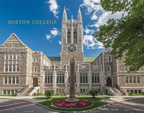Boston College by Boston College Undergraduate Admission Bulletin By Boston