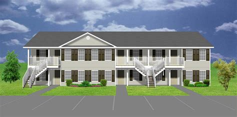 Apartment Plan J891-6