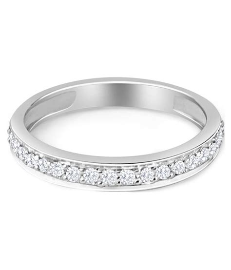 white gold rings prices in india white gold