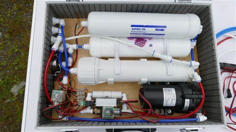 osmoseanlage selber bauen wasserfilter selber bauen lebendiges trinkwasser