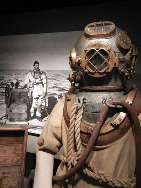 antique diving suit google search  nautilus