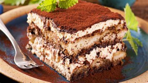 recette de dessert originale comment faire un tiramisu la recette originale du tiramisu