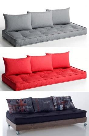matelas futon canapé matelas et coussins pour lit banquette sol jpg janv