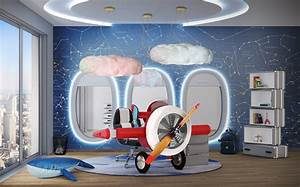 Kids39 Room Design Sky Collection For Little Pilots