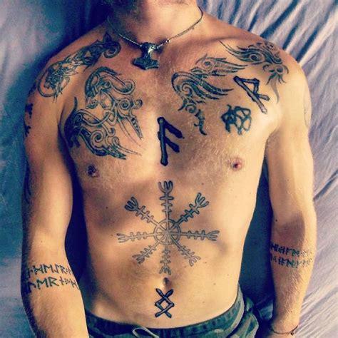 pin  shawn lunceford  tattoo ideas rune tattoo